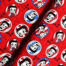 Lona-Estampada-Betty-Boop-Rojo