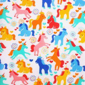 Poplin-Estampado-Caballos-y-Unicornios