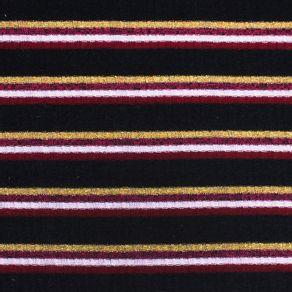 Morley-Rayado-Multicolor-Lurex-Rockville-V04-Jet-Black