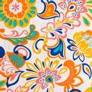 Lona-Estampada-Flores-y-Hojas-Naranja