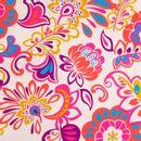 Lona-Estampada-Flores-y-Hojas-Fuxia