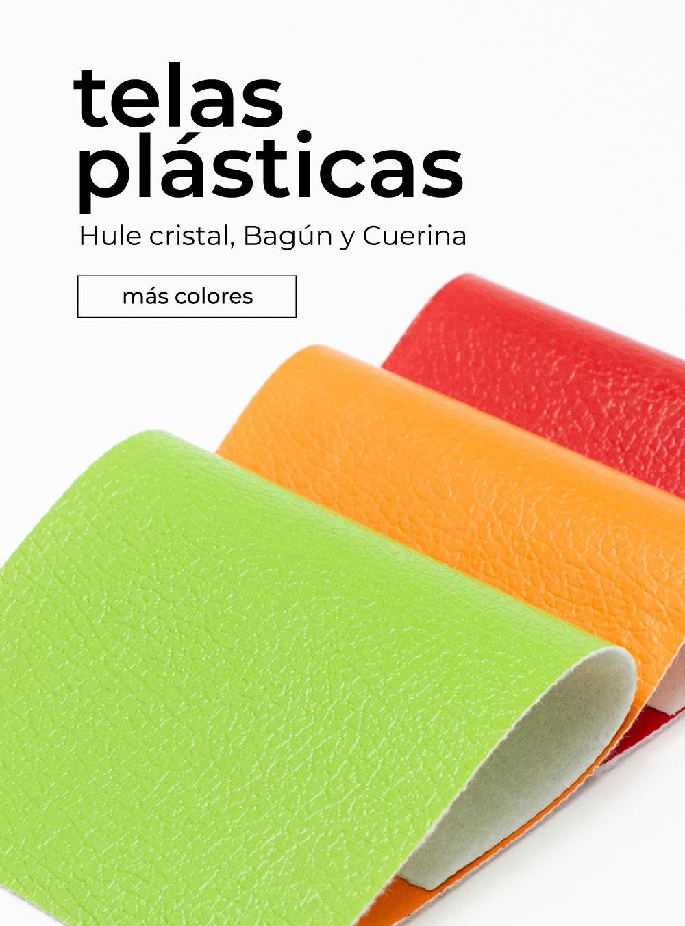 telas plasticas